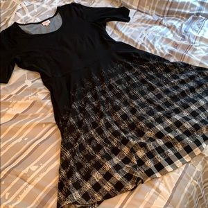 LulaRoe Nicole Dress with Pockets!